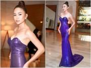 Thời trang - Váy tiểu thư kiêu kỳ áp đảo trong top sao Việt mặc đẹp