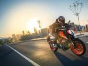 """Thế giới xe - KTM Duke 390 giành giải thưởng """"Chiếc xe của năm"""""""