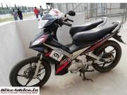 Thế giới xe - Yamaha Exciter 135 ra mắt tại đường đua Madras Motor Race Track