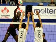 Thể thao - Bóng chuyền: Đánh ngớ ngẩn lại khiến đối thủ ngã ngửa
