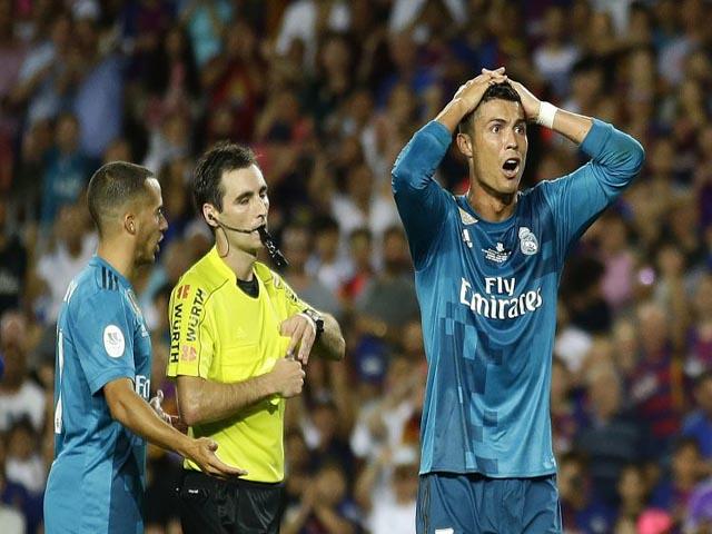 """Real toan tính đấu Barca: Tam tấu """"BBC"""" hay Ronaldo độc chiến? 4"""