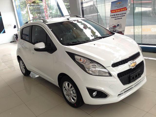 Chevrolet Spark hạ giá còn 269 triệu đồng, rẻ nhất Việt Nam