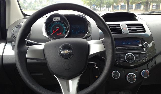 Chevrolet Spark hạ giá còn 269 triệu đồng, rẻ nhất Việt Nam - 2