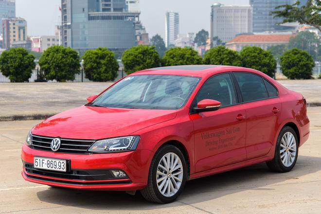Kiểm chứng Volkswagen Jetta, xe Đức dưới 1 tỷ đồng - 7