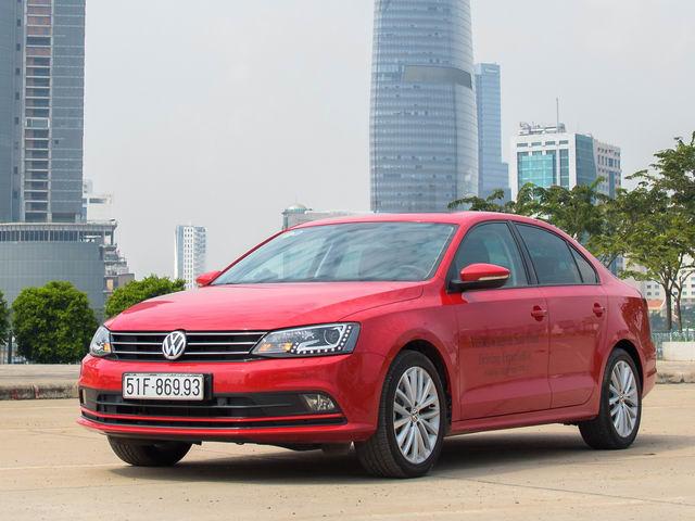 Kiểm chứng Volkswagen Jetta, xe Đức dưới 1 tỷ đồng - 1