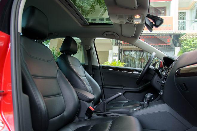 Kiểm chứng Volkswagen Jetta, xe Đức dưới 1 tỷ đồng - 6