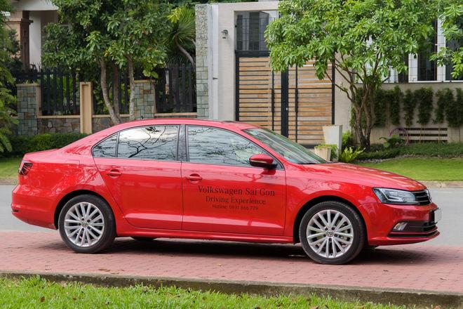 Kiểm chứng Volkswagen Jetta, xe Đức dưới 1 tỷ đồng - 8