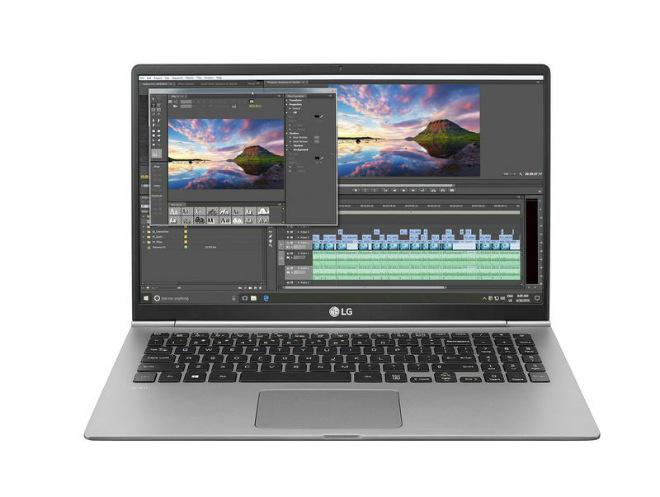 LG tung laptop mới, pin khủng chạy cả ngày - 2