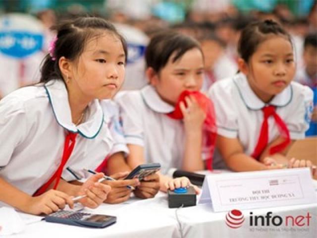 Cuộc thi trên mạng nào Bộ GD&ĐT không chủ trì?