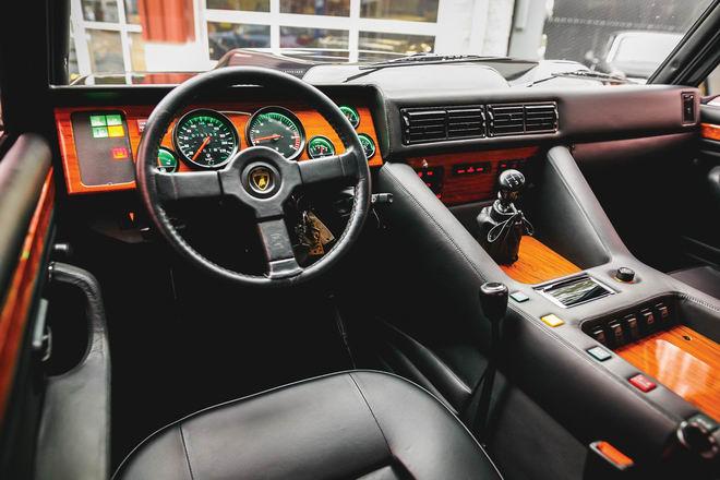 """""""Cụ tổ"""" của Lamborghini Urus có giá 10,6 tỷ đồng - 3"""