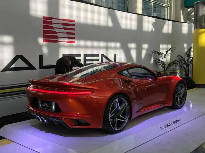 Siêu xe hoàn toàn mới Saleen S1 giá 2,3 tỷ đồng - 3