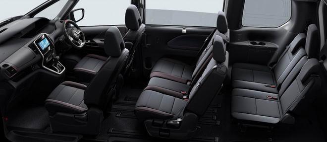 MPV cao cấp Nissan Serena Nismo có giá từ 700 triệu đồng - 3