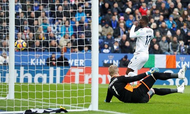 Leicester - Crystal Palace: Tấn công vũ bão, tiếp mạch bất bại - 1