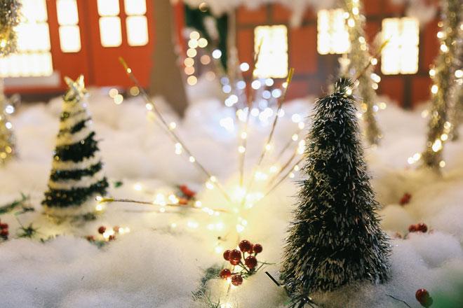 """Giáng sinh ở Sài Gòn: """"Lạc lối"""" ở 2 khu phố nhà giàu - 6"""