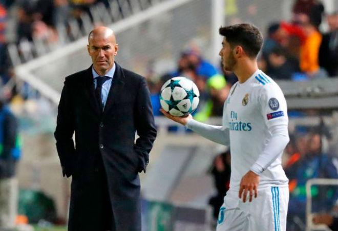 Chuyển nhượng MU: Asensio muốn đến MU, Zidane không giữ 1