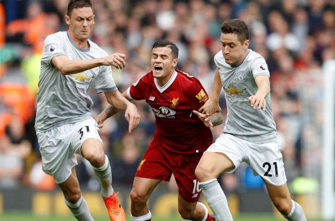 MU – Mourinho nhàm chán vẫn hơn đứt Liverpool rực lửa nhưng vô hại 1