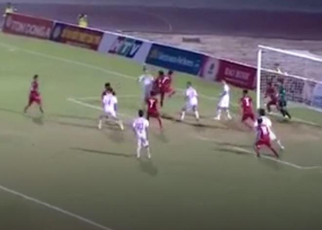 U21 Việt Nam - U21 Myanmar: Tưng bừng quả phạt đền định đoạt - 1