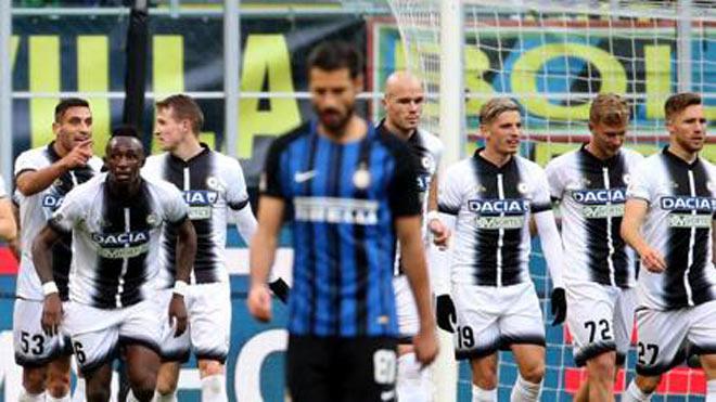 Inter Milan - Udinese: Cú sốc cực nặng, đứt mạch bất bại - 1