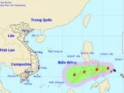 Tin tức trong ngày - Bão Kai-tak giật cấp 10 tăng tốc, hướng vào Biển Đông