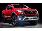 Tin tức ô tô - Colorado SportsCat: đối thủ cùa Ford Ranger Raptor