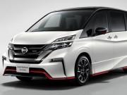Tin tức ô tô - MPV cao cấp Nissan Serena Nismo có giá từ 700 triệu đồng