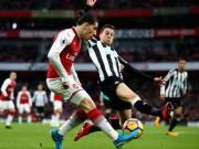 Bóng đá - Chi tiết Arsenal - Newcastle: Nỗ lực bất thành (KT)