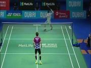 Thể thao - Cầu lông triệu đô: Kinh điển, Lee Chong Wei ra đòn ảo diệu như Federer