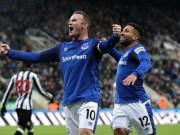 """Bóng đá - Rooney hồi sinh hậu MU: """"Ngắm bắn"""" đỉnh gấp 5 lần Ronaldo"""