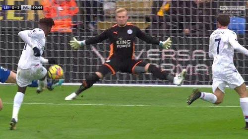 Chi tiết Leicester City - Crystal Palace: Dự bị ấn định phút 90+4 (KT) 25