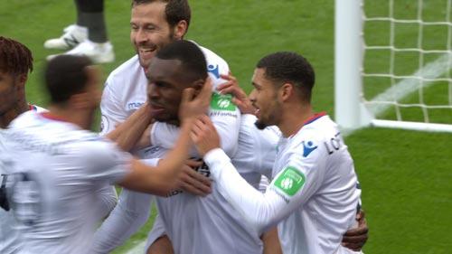 Chi tiết Leicester City - Crystal Palace: Dự bị ấn định phút 90+4 (KT) 24
