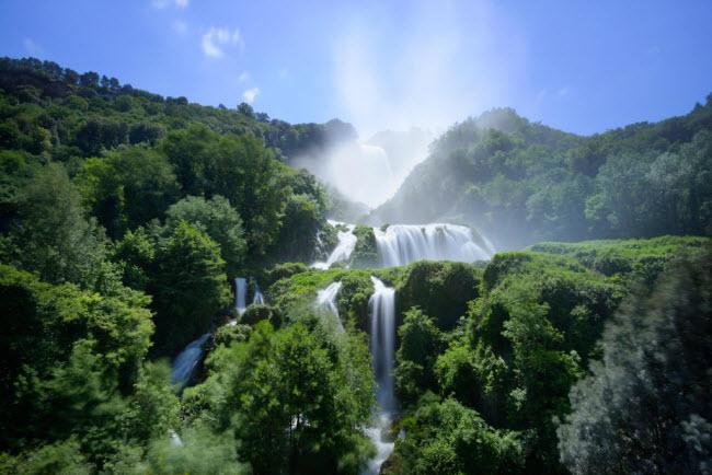 Nhà máy thủy điện Galleto được xây dựng vào năm 1929 với công suất khoảng 530 MW.
