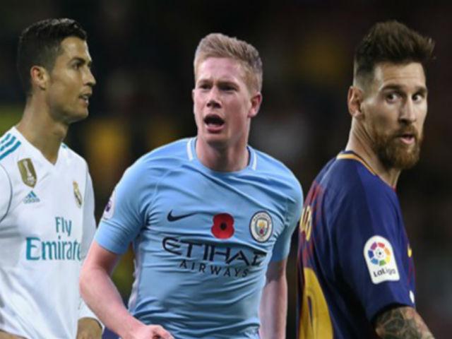 Bom tấn chuyển nhượng: Real, PSG săn De Bruyne 150 triệu bảng, Man City làm gì? 4