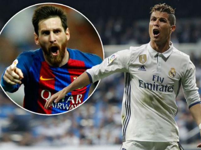 """Real vô địch thế giới, Ronaldo """"tấn công"""" Barca: Messi quyết cho bẽ mặt"""
