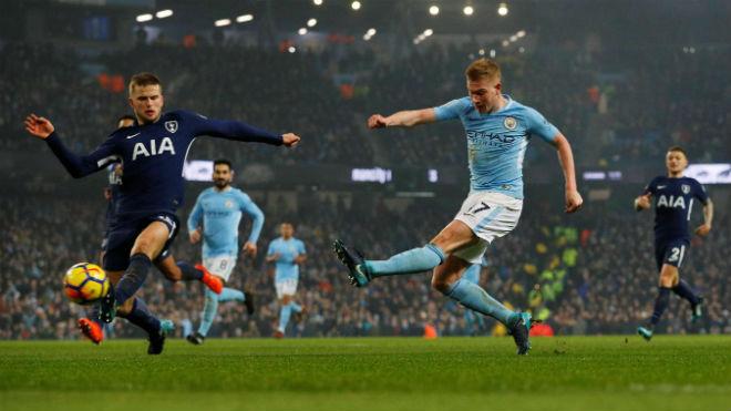 Man City: De Bruyne vượt Neymar đấu Bóng vàng với Ronaldo - Messi 2