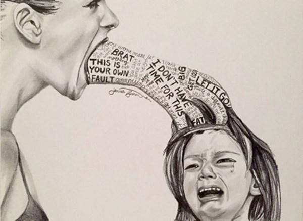 Những câu nói cửa miệng của cha mẹ khiến con bị trầm cảm - 2