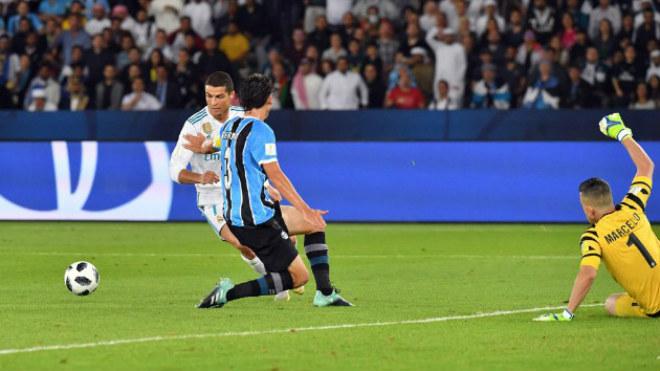 Real Madrid - Gremio: Lên đỉnh danh vọng, Ronaldo siêu nhân