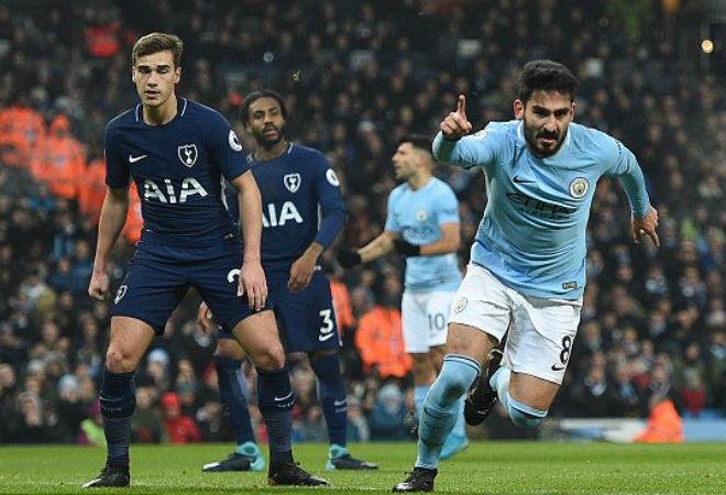 Man City - Tottenham: Đại tiệc bàn thắng, ngây ngất siêu sao