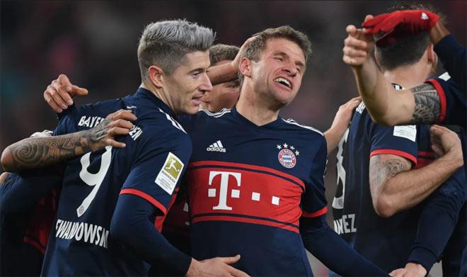 Stuttgart - Bayern Munich: Quả ngọt từ thay người vi diệu - 1