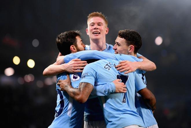 Man City hủy diệt top 6, thiên hạ đệ nhất: Guardiola, kẻ chinh phục hoàn hảo 2