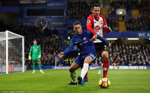 Chi  tiết Chelsea - Southampton: Khách vùng lên, chủ lúng túng (KT) 22