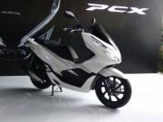 Thế giới xe - PCX 150 hoàn toàn mới ra mắt, đối thủ của Yamaha NMax 155