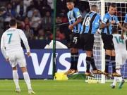 Bóng đá - Chi tiết Real Madrid - Gremio: Tấn công đến phút chót (KT)