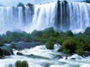 Du lịch - Choáng ngợp vẻ đẹp hùng vĩ của thác nước nhân tạo cao nhất thế giới