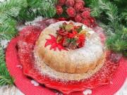Ẩm thực - 7 ý tưởng giúp chiếc bánh Giáng sinh năm nay thêm mới lạ