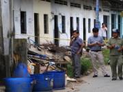 An ninh Xã hội - Vụ đầu người trong thùng rác: Công an khâu vá, tái tạo lại mặt nạn nhân
