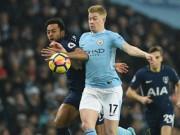 Bóng đá - Man City - Tottenham: Đại tiệc bàn thắng, ngây ngất siêu sao