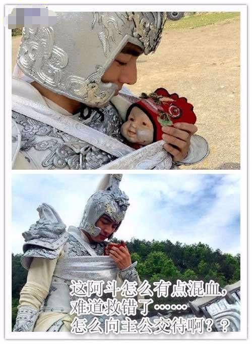 Cười vỡ bụng vì cả rổ sạn trong phim Hoa ngữ