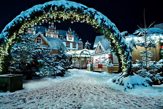 Muốn đón Noel theo cách truyền thống không thể bỏ qua những điểm đến này - 6