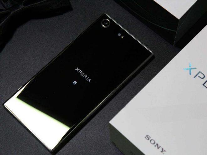 Xperia XZ1 thiết kế đẹp, dùng chip khủng Snapdragon 845 - 1