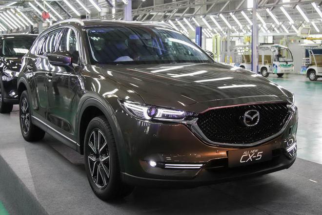 Mazda3 và CX-5 2018 lại âm thầm tăng giá bán - 2